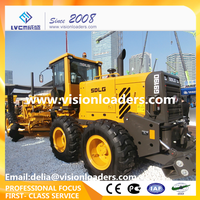 SDLG G9190 Motor Grader with front blade&Rear ripper for sale