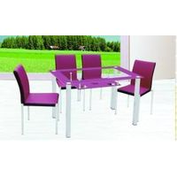 Brief dining table