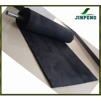 Carbon graphite blanket for heat preservation