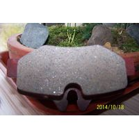 Ceramic auto brake pads for Daewoo