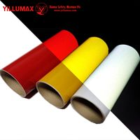 Commercial Grade PET Type Reflective Sheeting CN3100 thumbnail image