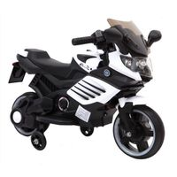fashion design popular style ABS plastic material battery power rechargeable kids ride electric moto thumbnail image
