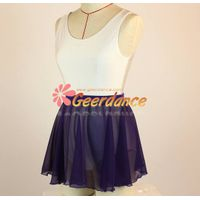Lady chiffon ballet wrap skirt 60x0098