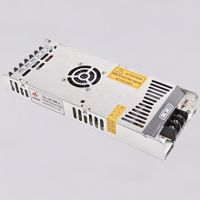 5V 60A 300W LED power supplies for indoor exterior display screen full color video wall