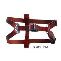 Full Grain Dog Harness