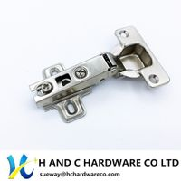 Concealed Hinge Slide on Hinge Two Way