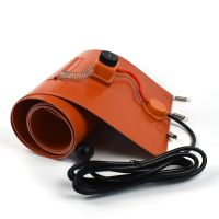 240V 1500W Silicone Rubber Oil Bucket Heater 3002500Mm Drum Heater thumbnail image