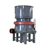 China XHP-400HST single cylinder hydraulic cone crusher manufacturer with reasonable price thumbnail image