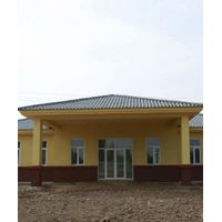 Light Steel Structure Office Prefabricated Office House thumbnail image