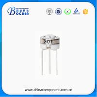 variable resistance 3329P single turn 10k linear slide trimmer potentiometer