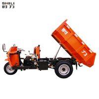 SL Diesel Engine Mining Dump Tricycle Manufacturers thumbnail image