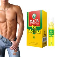 100% natural herbal extracts Maca delay spray for men