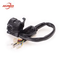 Keeway RKV 200 Motorcycle Handle Switch Assembly Handlebar and control parts thumbnail image