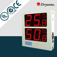 ET-5 digital room thermometer & hygrometer
