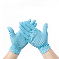 wholesale cheap and comfortable Nitrile gloves for lab and medical use