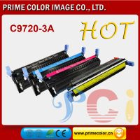 Color Toner Cartridges for HP C9720-3A/ EP-85 Reman With chip thumbnail image