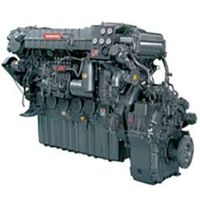New Yanmar 6AYM-WET Marine Diesel Engine 755HP