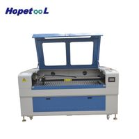 1390 mixed two heads laser engraving machine price water cooling can customer thumbnail image