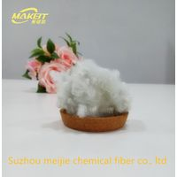 High quality 7D51 recycled hollow conjugated polyester staple fiber thumbnail image
