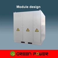 Copper electrowinning power supply rectifier to 50kA 1000V electrorefining copper, lead, gold, silve thumbnail image