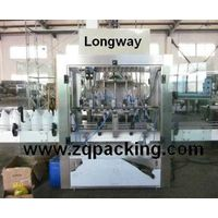 BLEACH FILLING MACHINE,CHEMICAL FILLING MACHINE thumbnail image
