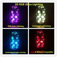 3D RGB LED LIGHTING