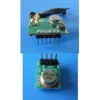 Wireless RF module rf transmitter module with 315 or 433.92 or 868MHz