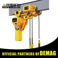 1 Ton Electric Chain Hoist construction site Electric Chain Hoist sluice gate screw hoist