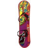 Plastic Snowboard thumbnail image
