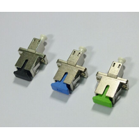 SC-LC Fiber Optic Adapter