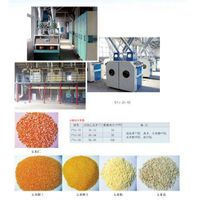 10T-30T Corn flour and grits complete set of equipment
