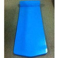 Recreation Softie swimming Pool Float mat raft Vinyl/Foam Tropical Teal