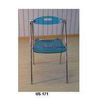 acrylic folding chair thumbnail image