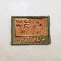 Custom Military Embroidery Supplier Embroidered patches custom thumbnail image
