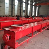 china supplier best capacity automatic Control Screw Conveyor for cement thumbnail image