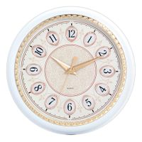 Beautiful Wall Decor Wall Clock for Sale for Office/Kitchen/Bedroom/Living Room/Classroom thumbnail image