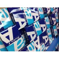 Smooth Surface High Quality 100% Wood Pulp A4 80gsm Copier Paper