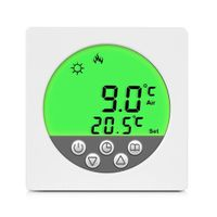 ST-C15 Fashionable Thermostat for water heating or electric heating