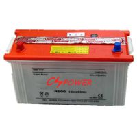 Maintenance Free Lead Acid Starting Car Battery (N150MF)