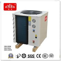 white heater units split heat pump high efficiency heat pump equipment 9.1-15kw thumbnail image