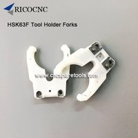 HSK63F Tool Holder Forks HSK Tool Grippers HSK 63 Tool Clips for ATC Machine