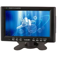 "7"" LCD display for instrument"