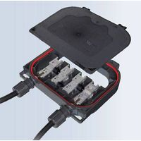 PV Junction Box, TUV&UL Dual Certification thumbnail image