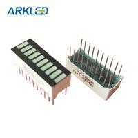 High Quality 10 Segment Digital LED Bar Graph Display Red/Green/Blue/Yellow
