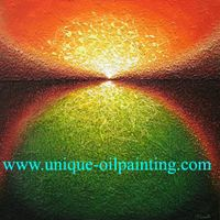 oil painting, decoration oil painting, modern oil painting thumbnail image