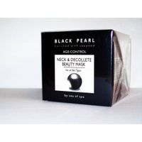 Neck & Decollete Beauty Mask-Dead Sea Product- Black Pearl 50 ml.