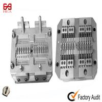 Zinc alloy die casting mould for Non Lock Zipper Slider