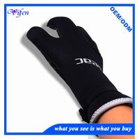 2.5MM scuba gloves diving gloves waterproof nonslip grain plam design diving gloves