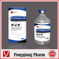 veterinary medical Ivermectin 1% Injection