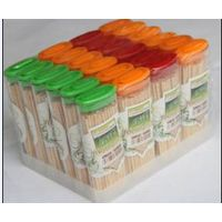 Colorful Bamboo toothpicks